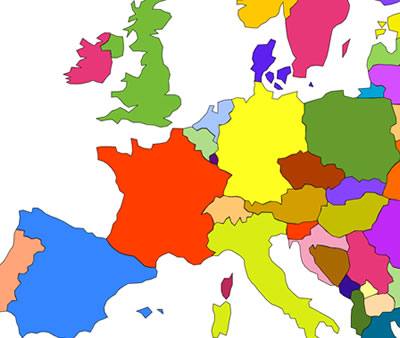 Europe - Spin est joué depuis le Luxembourg.