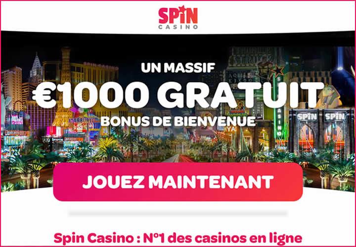 Le site de casino pour jouer à des slots sur le thème du Sport