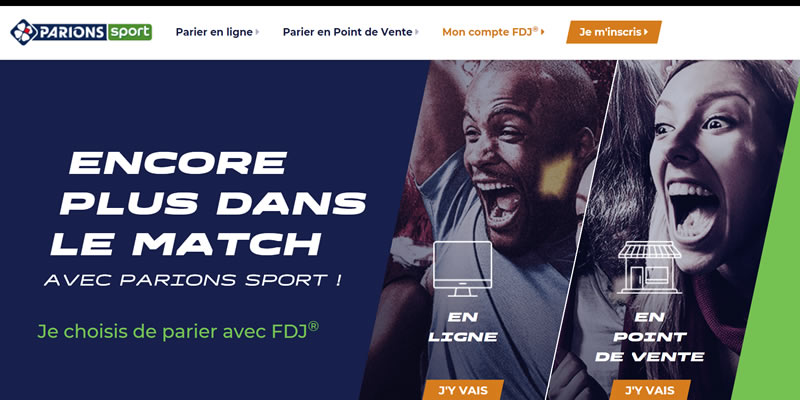Le plus gros et performant des sites de pari sportif de France