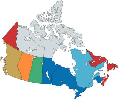 Canada - Spin est surtout apprécié au Québec.