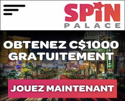 Une plateforme de paris sportif et de jeux de casino au Québec.