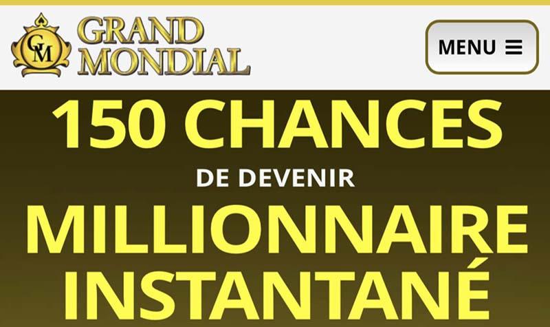 Grand Mondial Casino du Luxembourg - 18 ans ou plus pour jouer